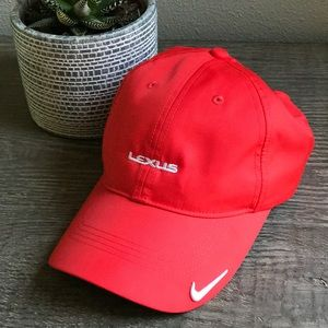 Nike Accessories - Nike golf Lexus hat in like new condition 9b89c2fe745